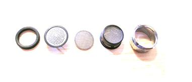 Отдельные элементы оборудования, выполняющие различные функции