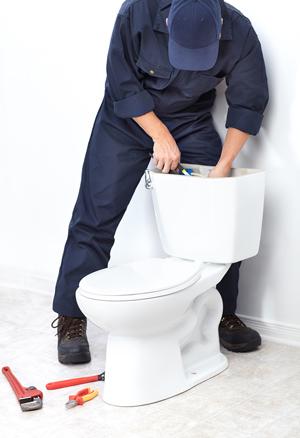Монтаж туалета своими руками