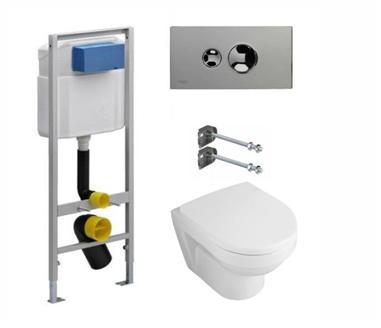 Элементы, необходимые для монтажа сантехнического оборудования