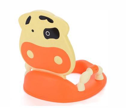 Яркая крышка сиденье в форме игрушки