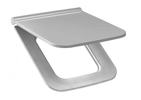 Сиденье для унитаза прямоугольной формы от компании Jika