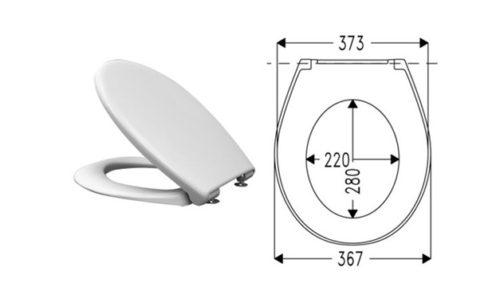 Основные размеры, которые необходимо учитывать при выборе сиденья