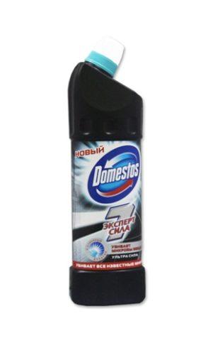 Щелочное средство для чистки сантехники