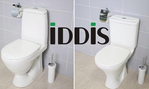 Унитазы марки Иддис