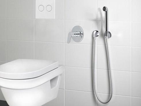 Как сделать гигиенический душ 818