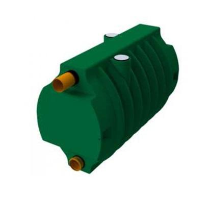 Дополнительное устройство для очистки стоков септиками Росток