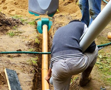 Подключение септика к канализационной системе