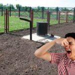 От чего возникает и как устранить неприятный запах септика или выгребной ямы