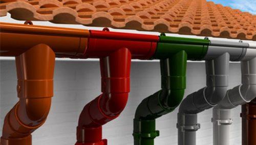 Выпускаемая цветовая гамма системы Технониколь