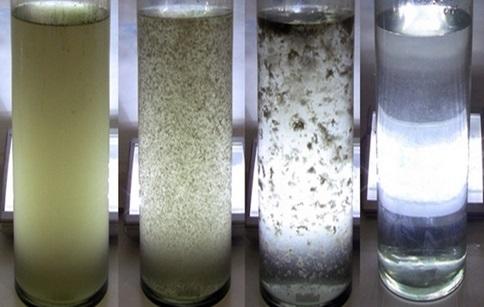 Принцип действия химического фильтра