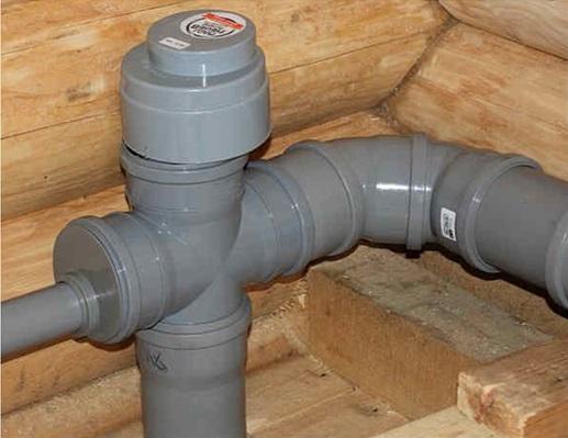 Клапан, используемый в качестве системы вентиляции