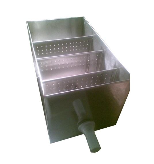 Фильтр для очистки стоков от песка и земли