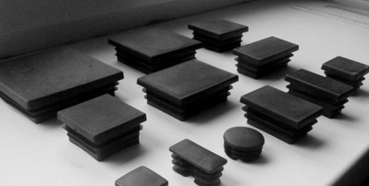 Уплотнители прямоугольной и квадратной формы