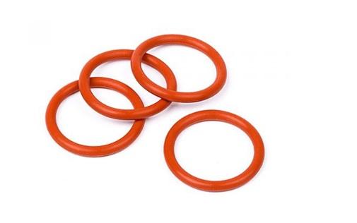 Уплотнительные кольца, изготовленные из силикона