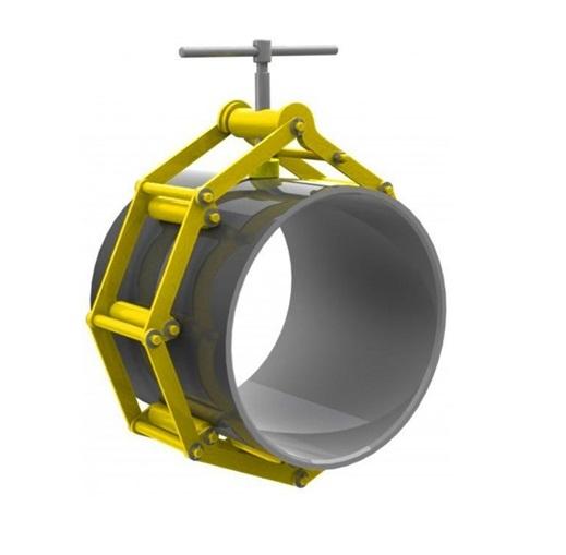 Оборудование для фиксации труб снаружи