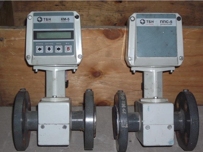 Конструкция и внешний вид электромагнитного устройства учета тепла