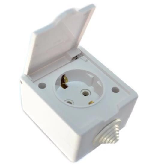 Специальная розетка для безопасного подключения электрооборудования