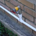 Летний водопровод на даче: выбор труб, организация и эксплуатация