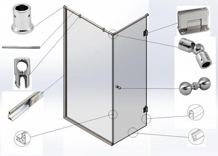 Инструкция по сборке и монтажу ограждения