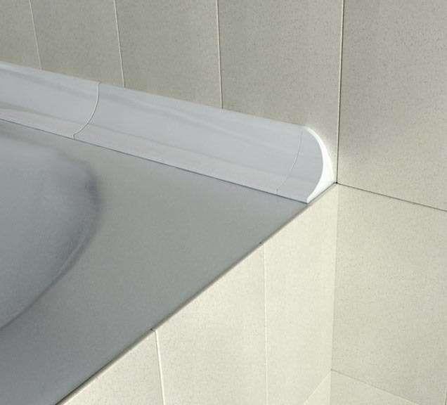 Герметизирующий уголок для ванны