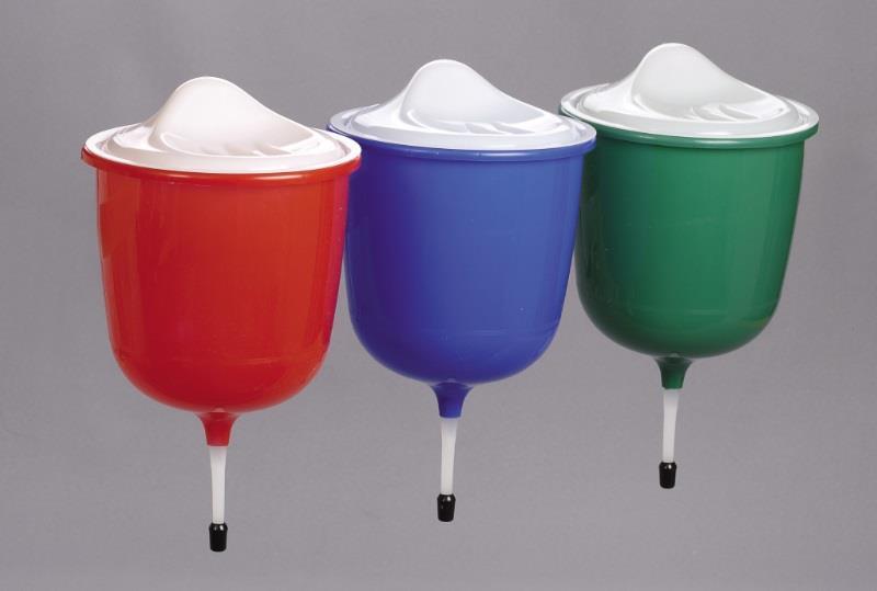 Легкие пластиковые умывальники для дачи