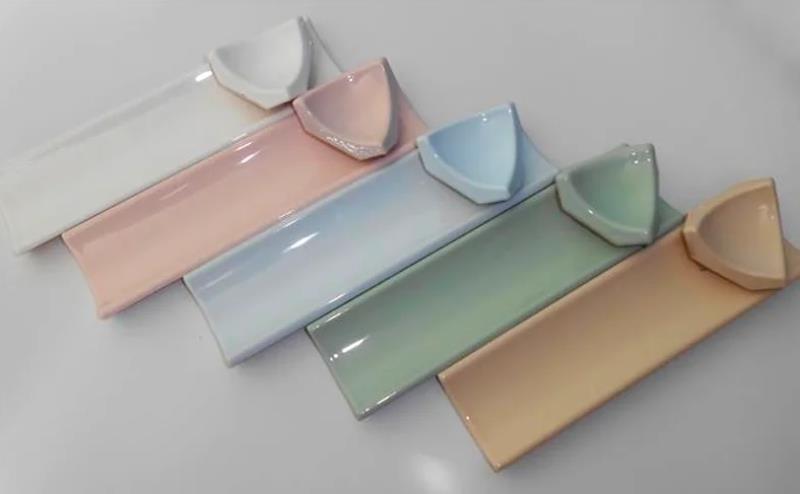 Керамические уголки для ванной комнаты