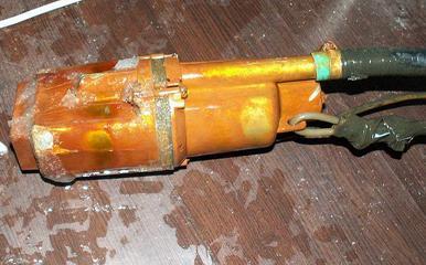 Оборудование для подъема воды, требующее ремонта
