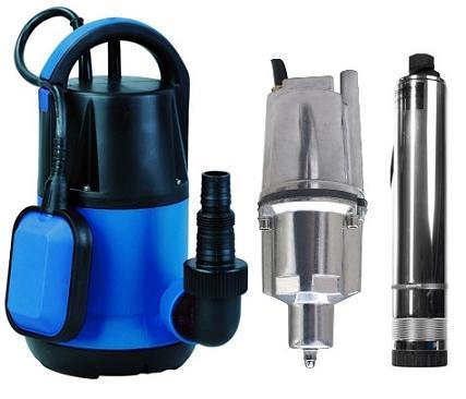 Устройства для подъема воды
