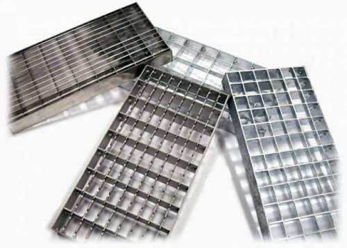 Решетки, применяемые для строительства дождевой канализации