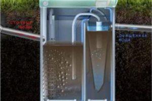 Стоки нуждаются в очистке при помощи специальных устройств