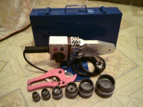 Аппарат для соединения и набор насадок