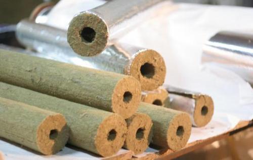 Готовый утеплитель из базальтового волокна