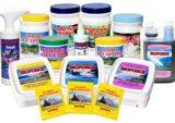 Ассортимент био средств для сливных ям