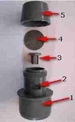 Устройство воздушного клапана