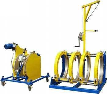 Полуавтоматический аппарат для сварки