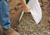 В качестве материала для дренажа можно использовать даже строительный мусор