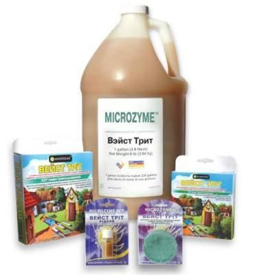 Биосредства преобразуют стоки в безопасную жидкость