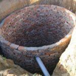 Выгребная яма из кирпича: как правильно сделать