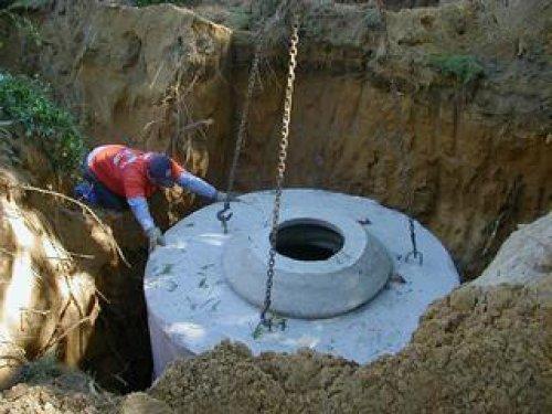 Установка бетонного перекрытия