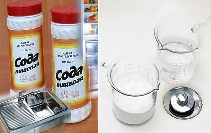 Сода – доступный и эффективный очиститель