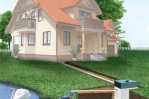устройство септика для загородного или частного дома