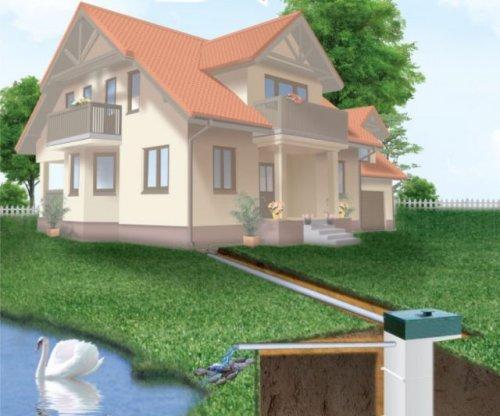 Септик – неотъемлемая часть любого загородного или частного дома