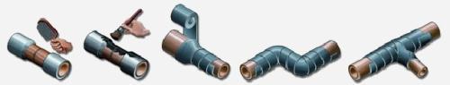 Последовательность герметизации (некоторые ленты требуют обработки праймером)