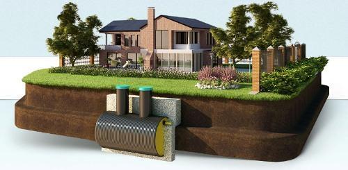 Качественная система канализации – залог чистоты окружающей среды