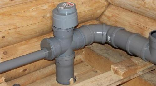Установленный вентиляционный клапан