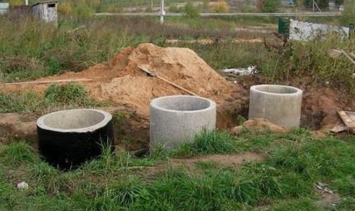 локальная канализация для дома
