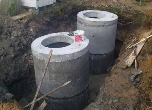 локальные очистные сооружения канализации