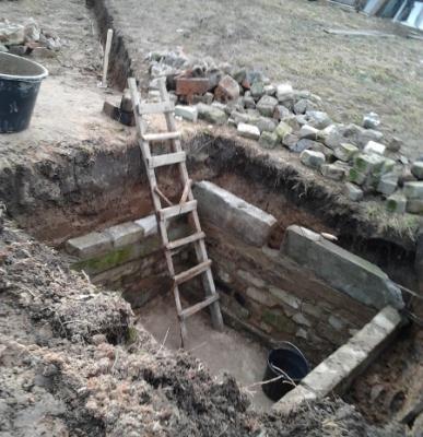 Выгребная яма – наиболее доступный метод утилизации стоков