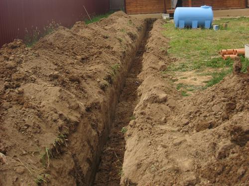 проект подключения к центральной канализации