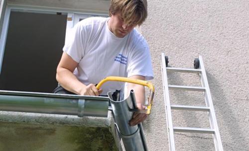 ремонт водостоков